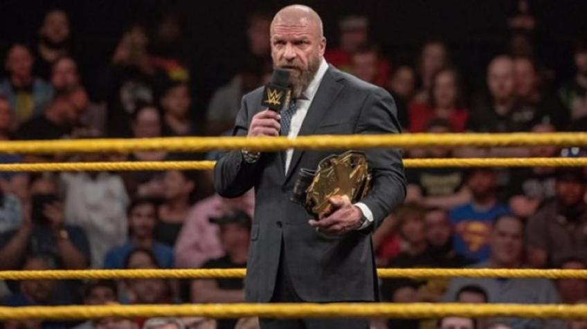 Triple H speaks about the growth of NXT