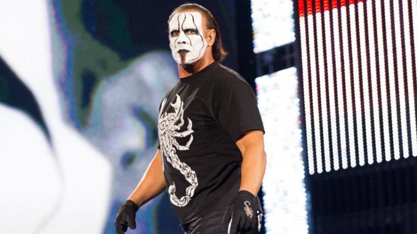 Sting explains how the fans kept him around wrestling all these years
