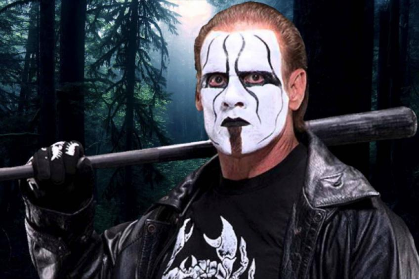 Sting on joining WWE for the first time in his career