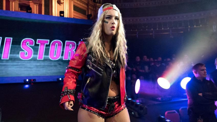Toni Storm reveals the secret behind her ring name