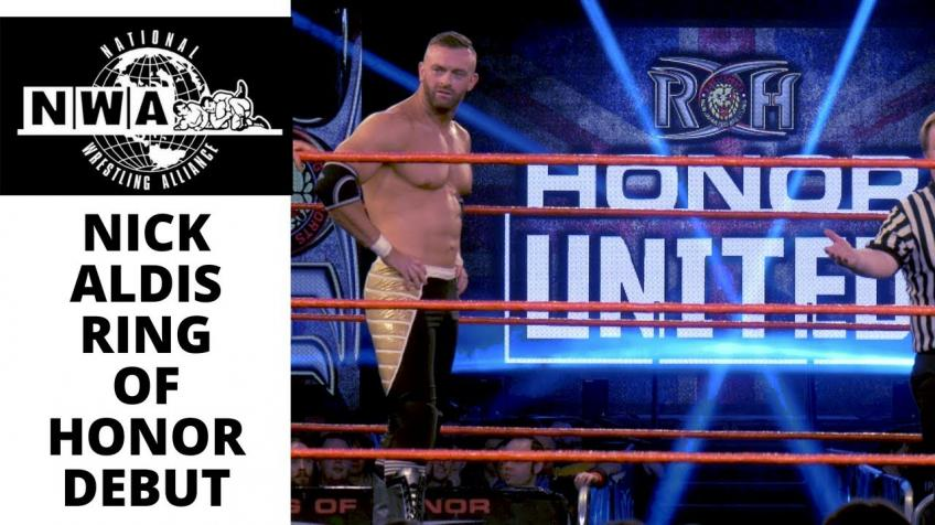Ring of Honor United UK Tour Updates