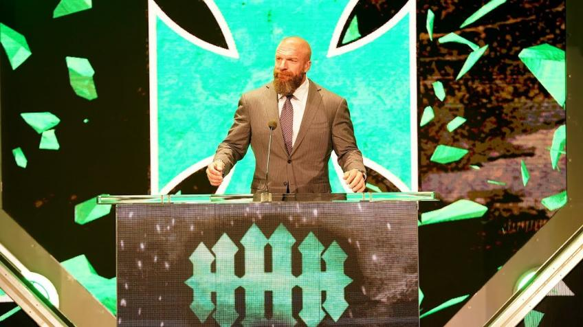 Triple H speaks about Cain Velasquez signing with WWE