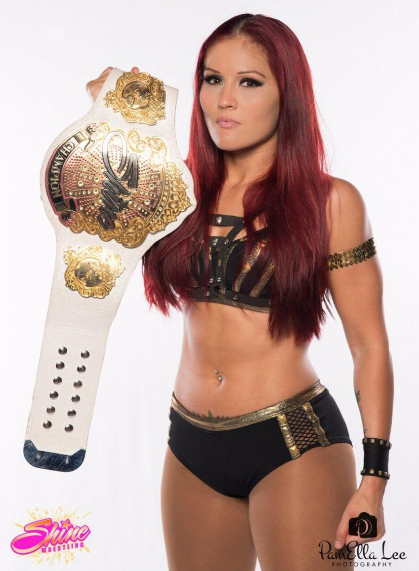 Ivelisse on Working with the WWE in the Past