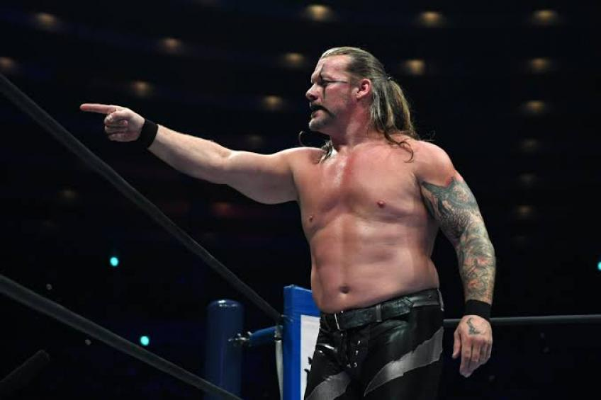 Chris Jericho Fires Back at Critic