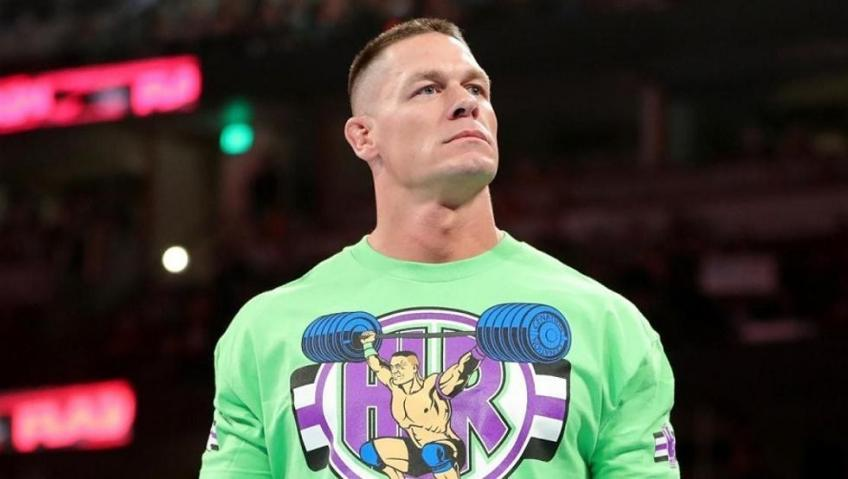John Cena explains why wrestling can be an addictive business