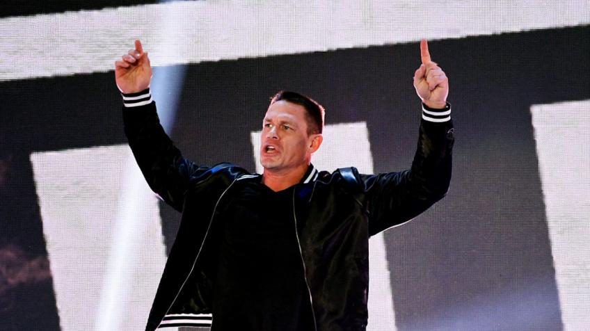 John Cena on how he was wrong about The Rock