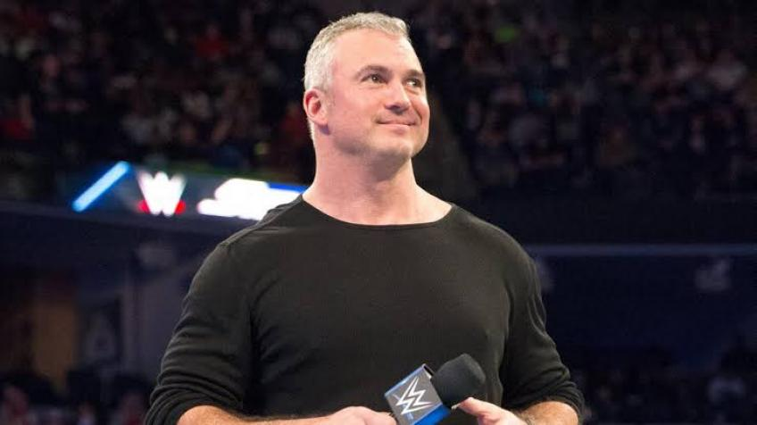 Shane McMahon Will Appear on Table For 3