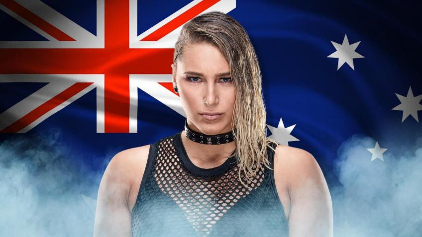 Rhea Ripley on NXT Tapings and Becky Lynch