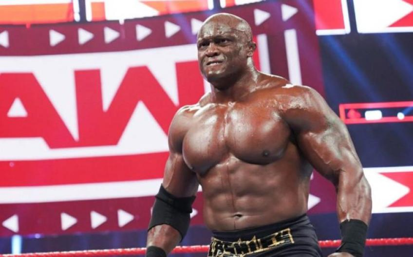 Lashley on what sports figure he'd like to have a WrestleMania match with