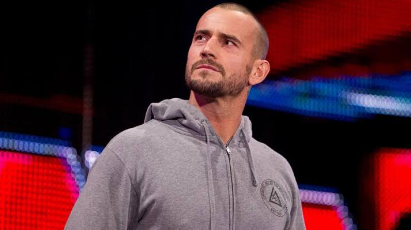 CM Punk Reported Turned Down Big AEW Offer
