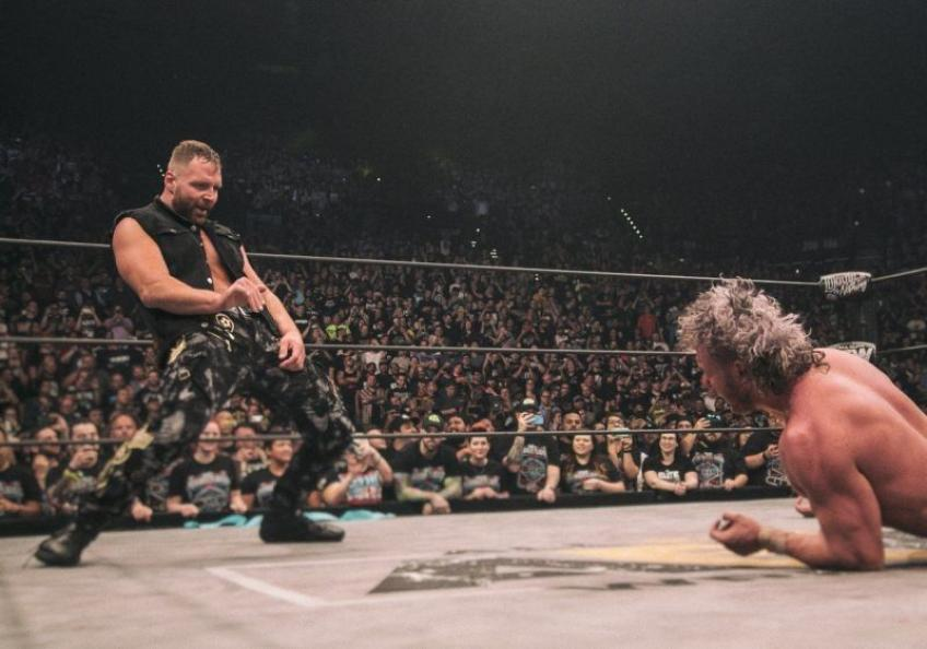 Jim Ross discusses the Jon Moxley vs. Kenny Omega matchup