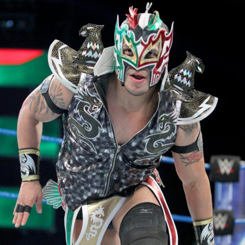 Kalisto On Getting Noticed in Public and Lucha Underground