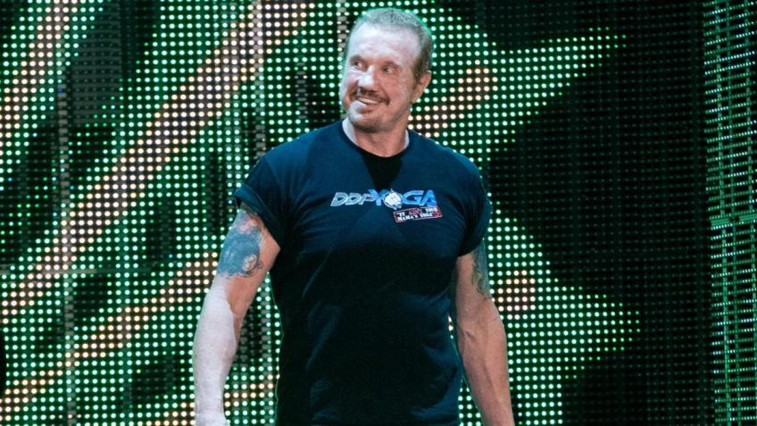 DDP discusses his status with AEW