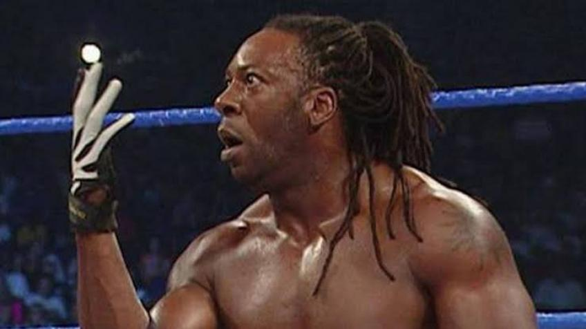 Booker T on Jordan Myles Quitting The Company