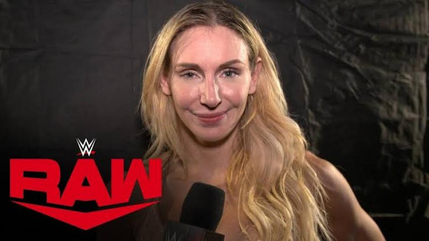 Charlotte Flair on Becky Lynch