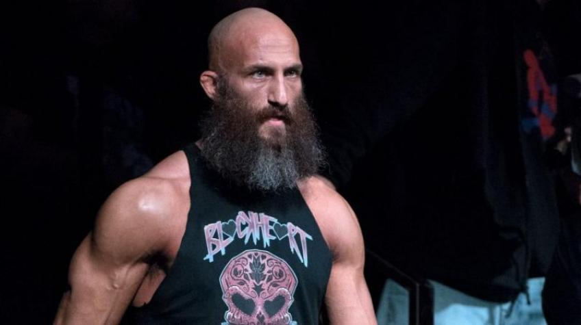 Tommaso Ciampa discusses his return from injury