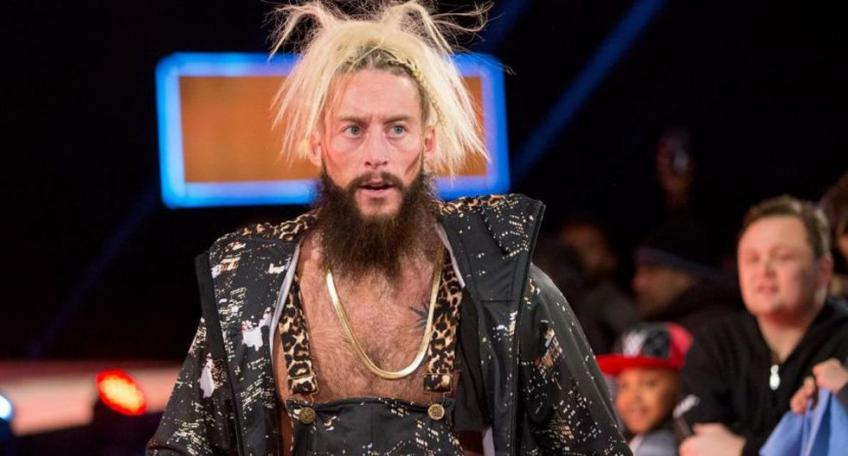 Enzo Amore speaks about his WWE firing