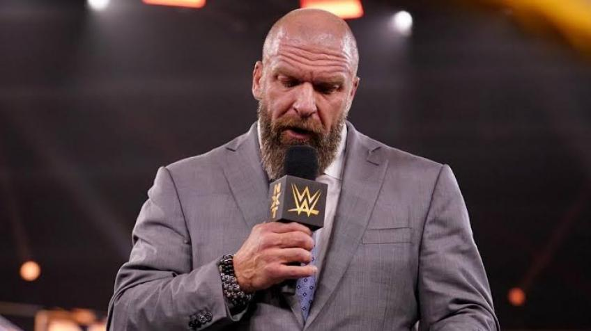 Triple H on NXT Invasion Frequency