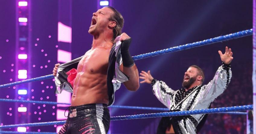 Dolph Ziggler discusses his alliance with Robert Roode