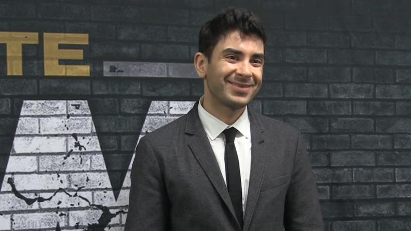 Tony Khan on working with wrestlers vs. other athletes