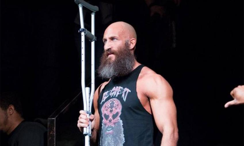 Tommaso Ciampa recalls his first WWE appearance in 2005