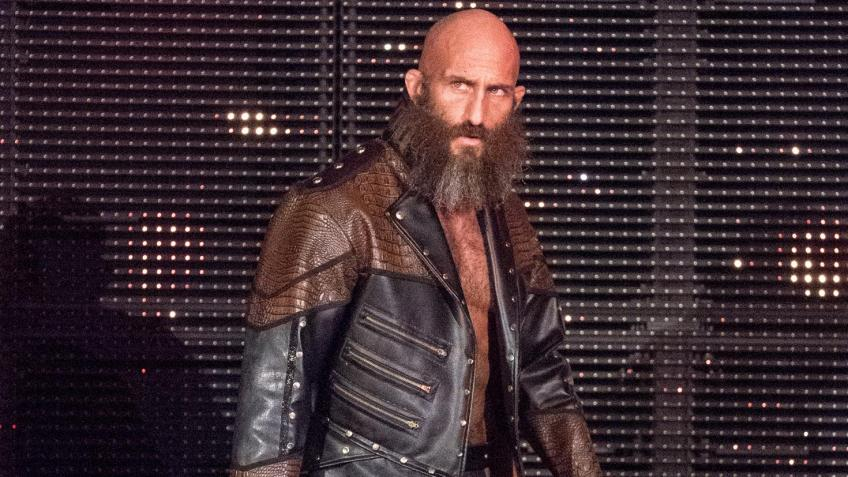 Tommaso Ciampa discusses his experience with Stephanie McMahon