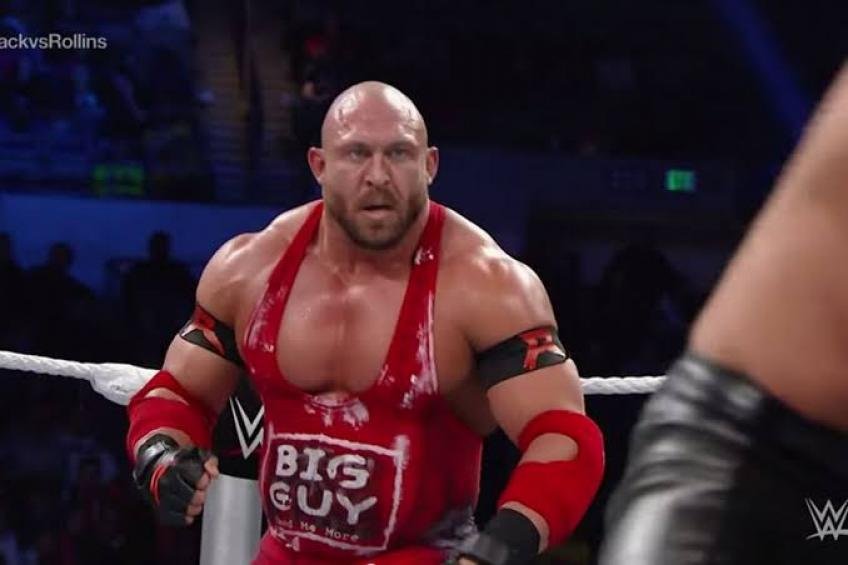 Ryback on WWE Superstars Talking on Social Media