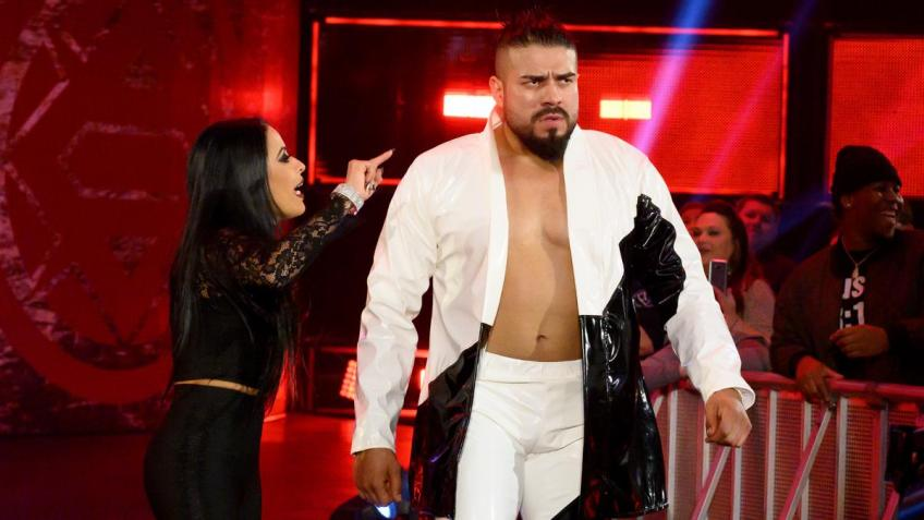 Andrade discusses his adapting to WWE