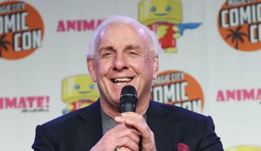Ric Flair reflects on his recent health scare
