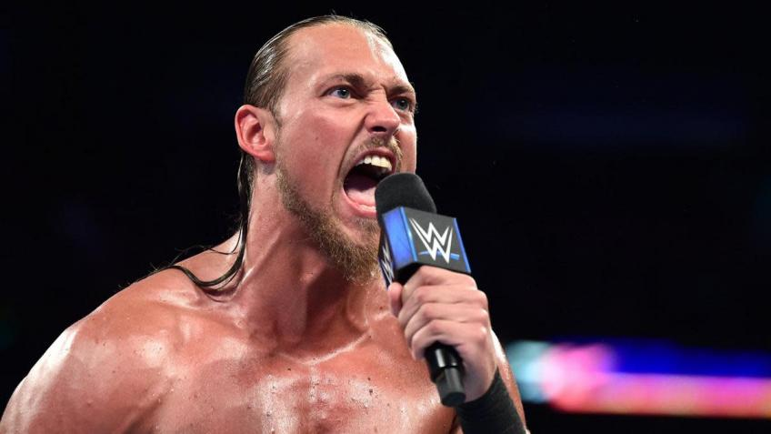 Big Cass recalls how Page helping him out mentally