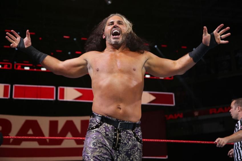 Matt Hardy speaks about the 'You Don't Understand' characters