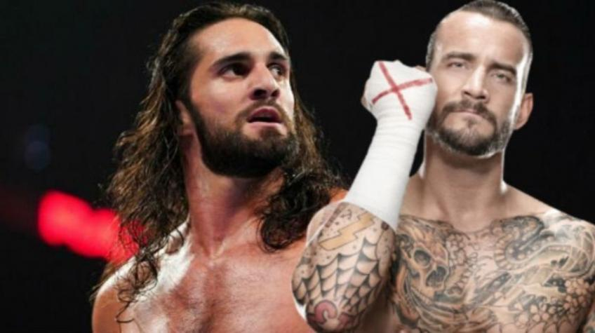 Ryback on Seth Rollins Calling out Punk