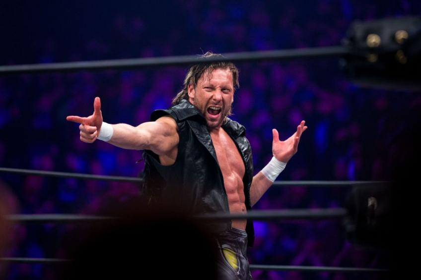 Kenny Omega reveals his goals for 2020