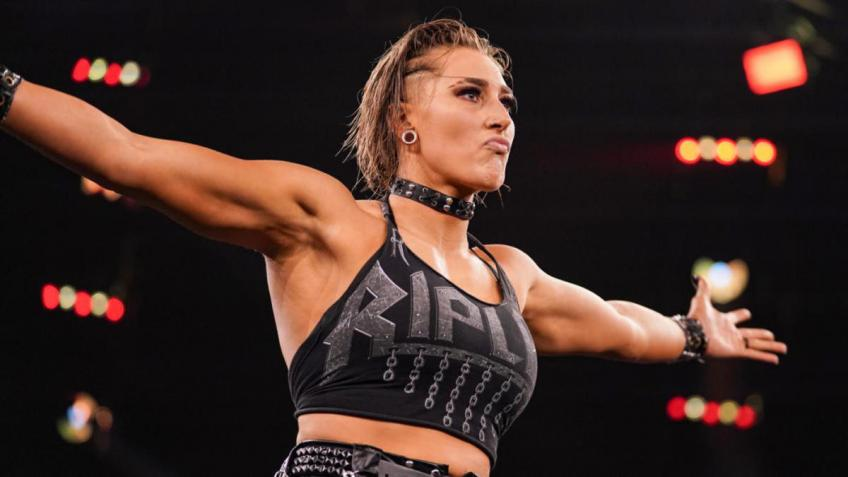 Rhea Ripley Praises Shanya Baszler and Talks about Celebration