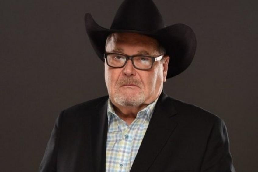 Jim Ross Gets Cut by His Own Knives