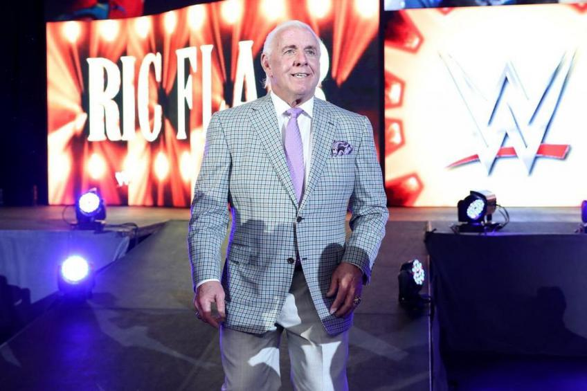 Ric Flair reveals his goals for 2020