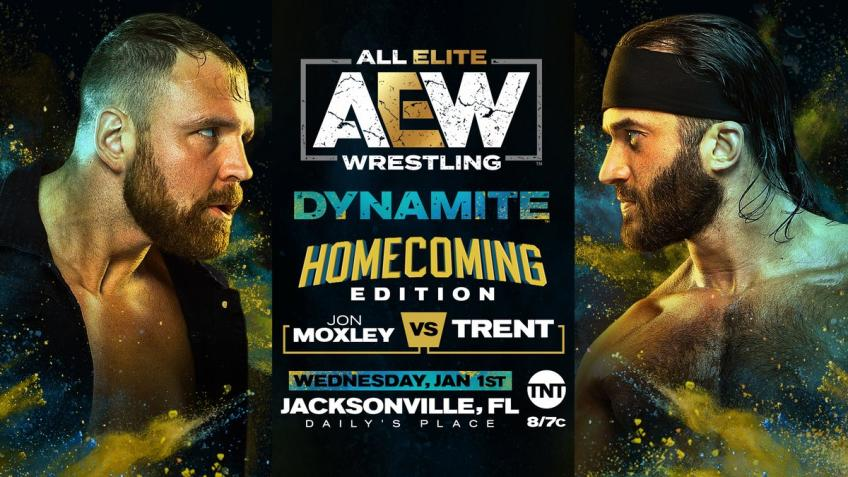 Jon Moxley to Wrestle at Homecoming Episode
