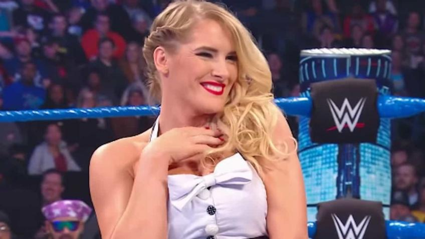 Lacey Evans on Preparing for The WWE