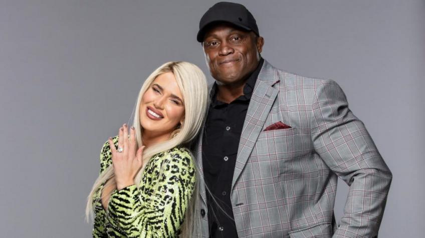 Bobby Lashley talks about his angle with Lana