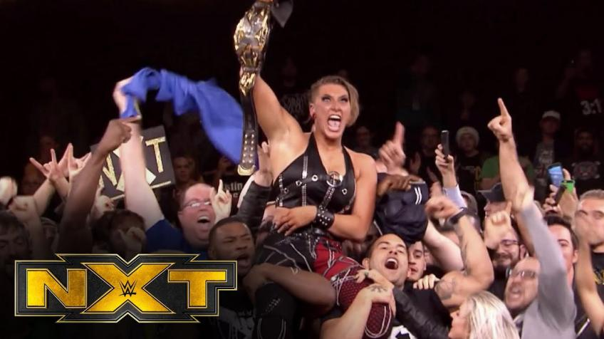 WWE NXT 2019 Year-End Award Round 2 Results