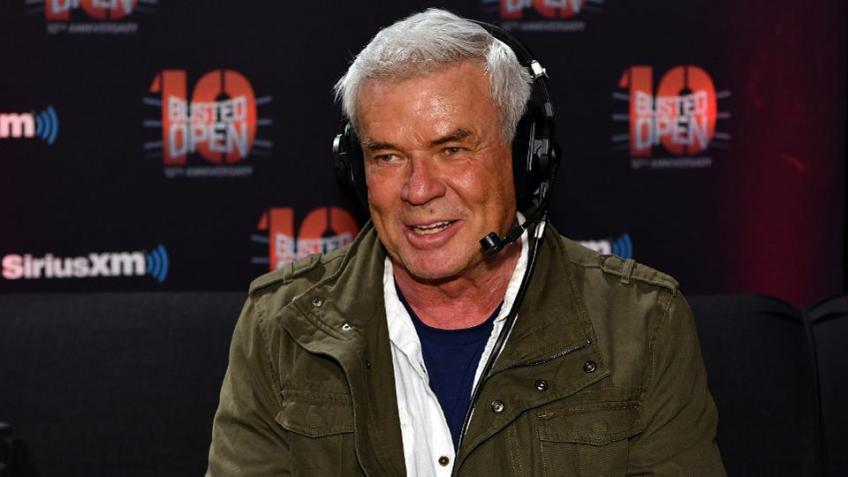 Eric Bischoff discusses his first impression with WCW