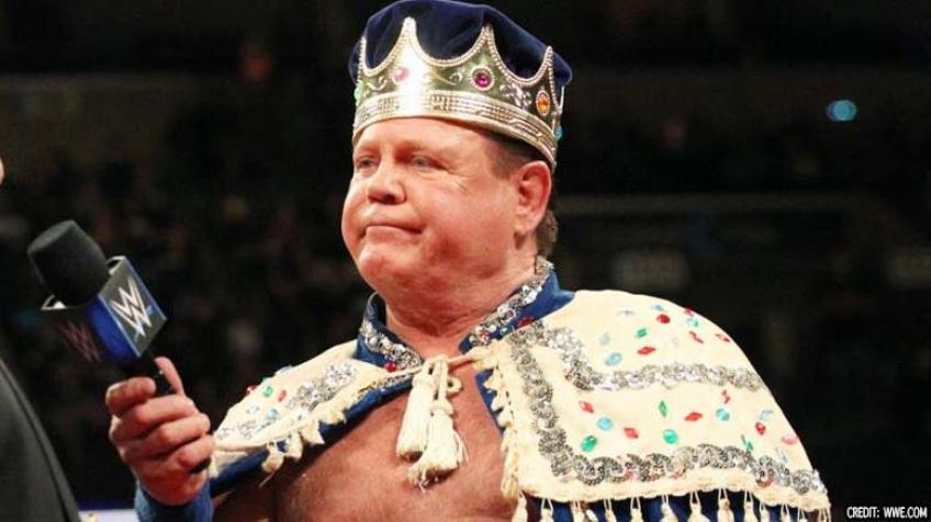 Jerry Lawler on trying to get back to work after his cardiac arrest