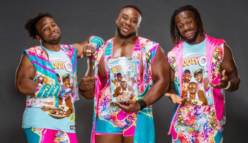 The New Day on getting kids to boo them