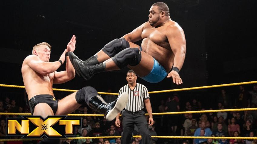Keith Lee Talks about Winning a Shot