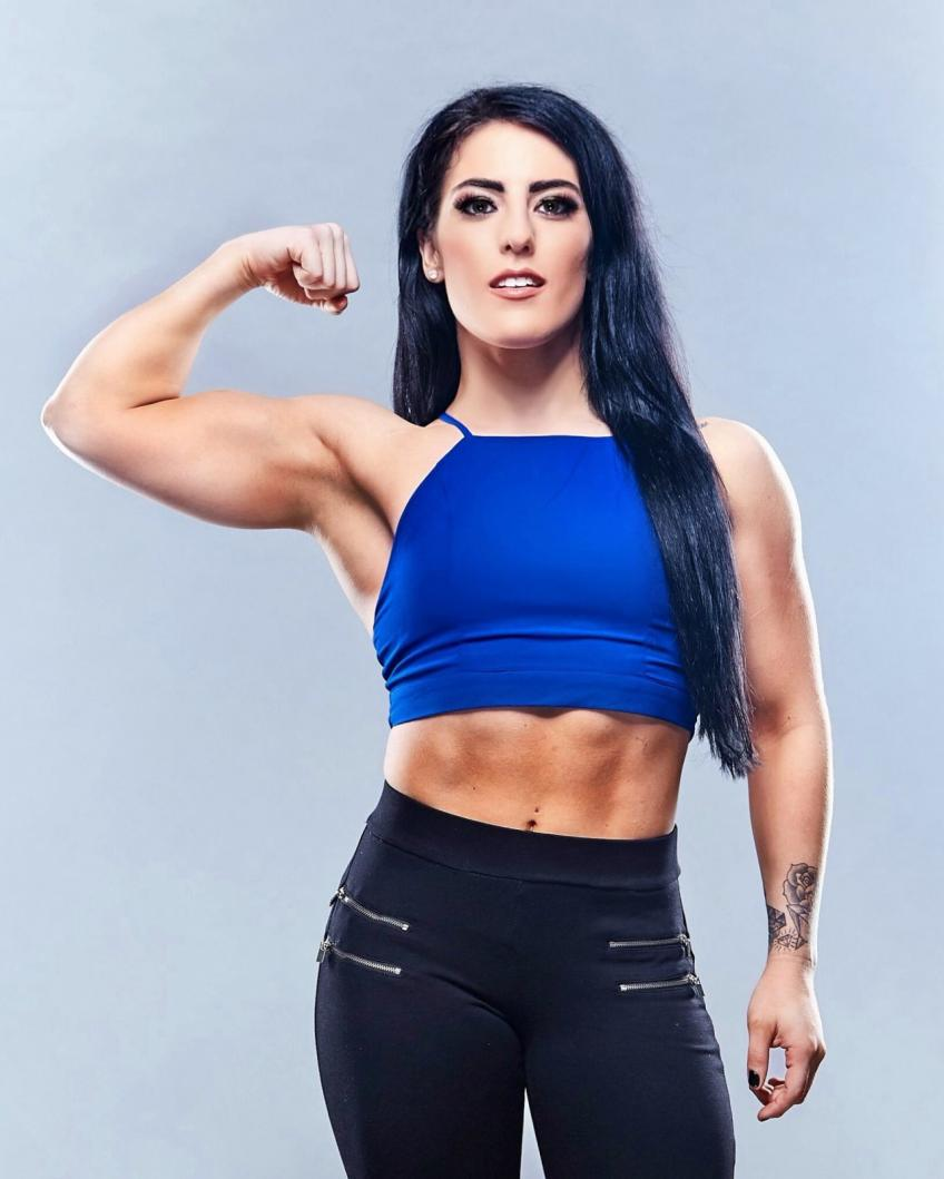 Tessa Blanchard on Inter-gender Wrestling