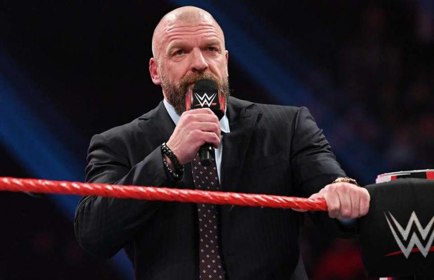Triple H speaks about the deal with BT Sport
