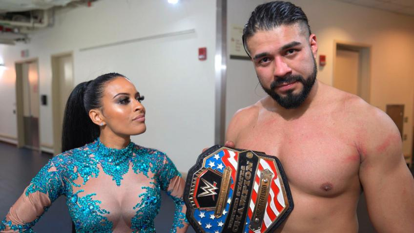 Andrade on WWE Suspension