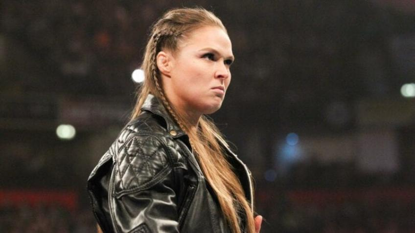 Ronda Rousey discusses a potential WWE return