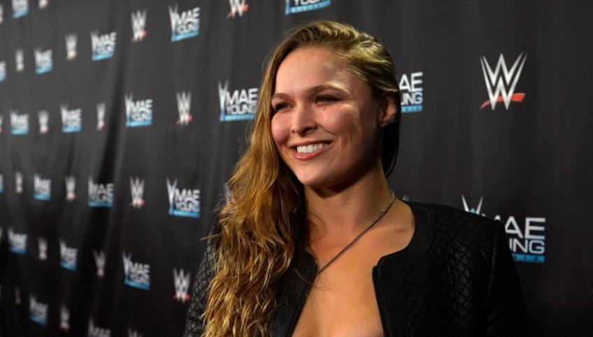 Ronda Rousey explains what she learned from WWE