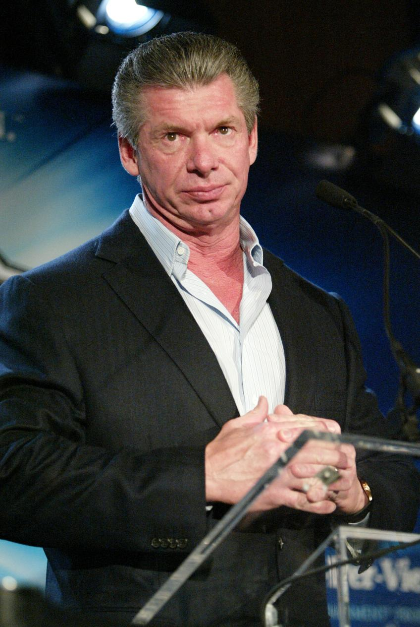 Vince McMahon on the Impact of AEW